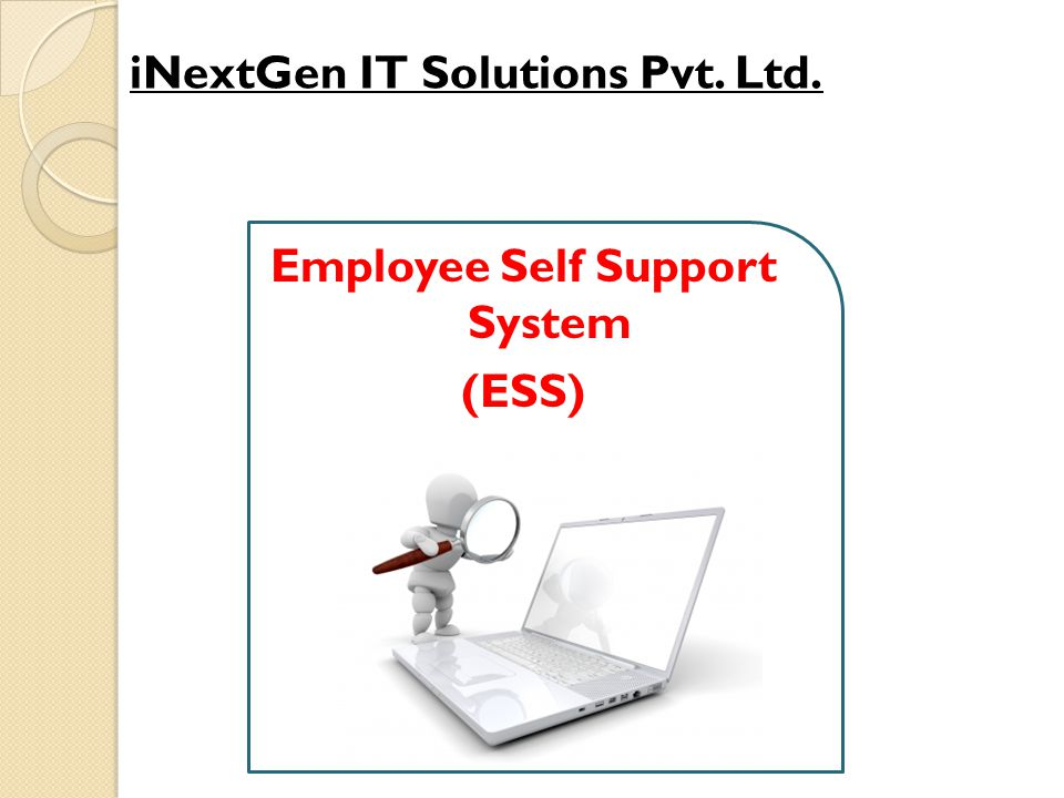 iNextGen IT Solutions Pvt. Ltd.