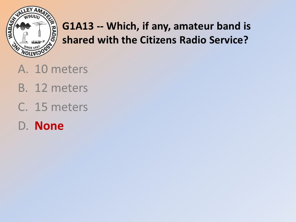 A. 10 meters B. 12 meters C. 15 meters D. None