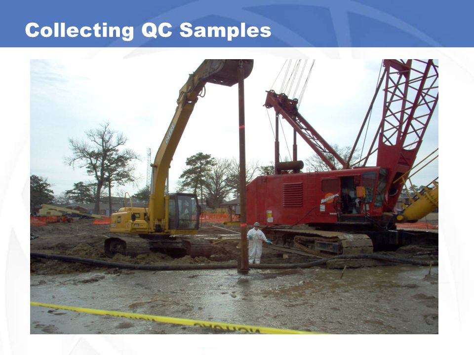 Collecting QC Samples