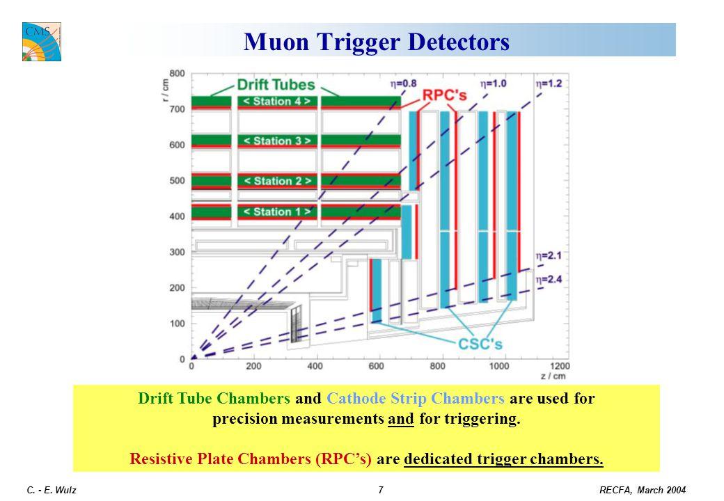 Muon Trigger Detectors