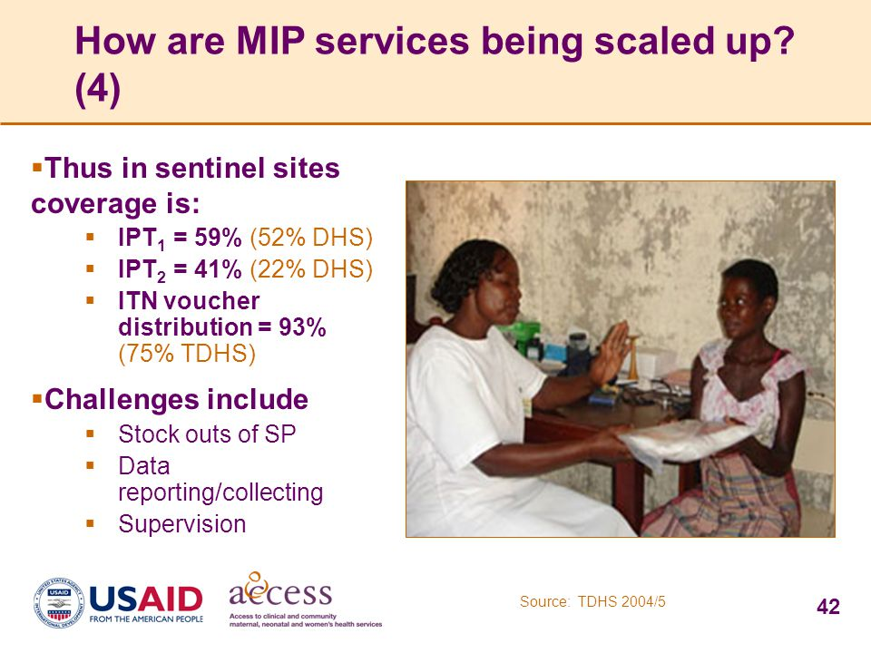 How are MIP services being scaled up (4)