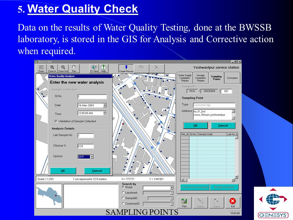 5. Water Quality Check