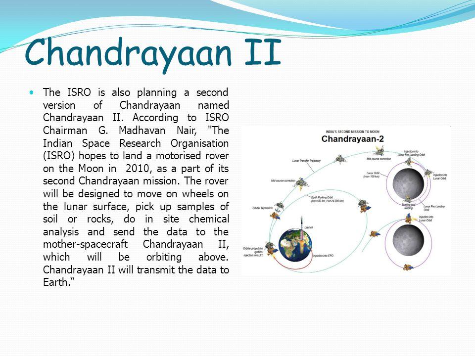 Chandrayaan II
