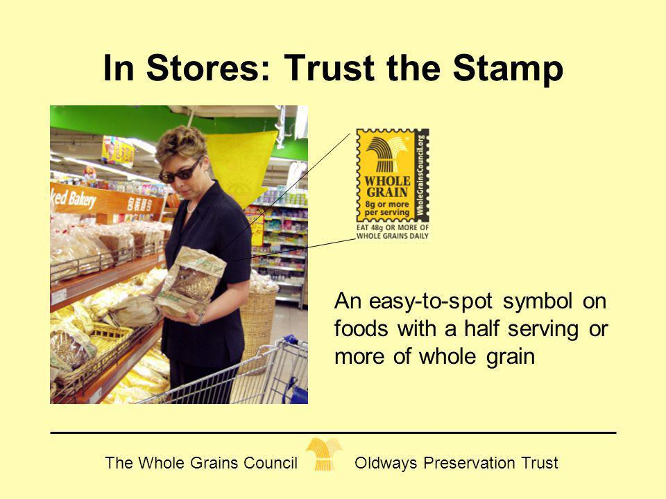 In Stores: Trust the Stamp