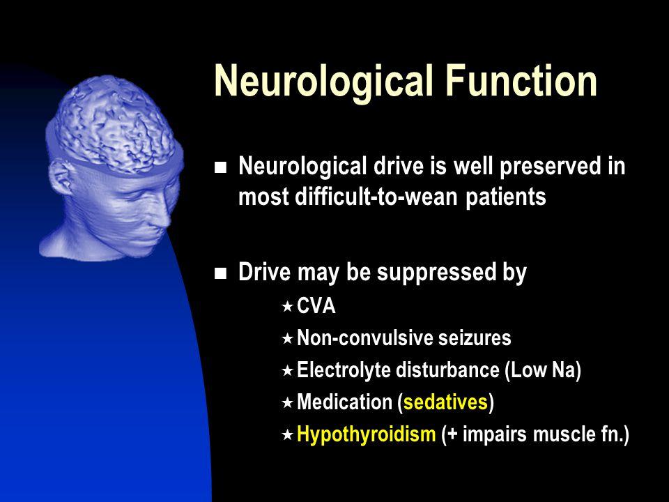 Neurological Function