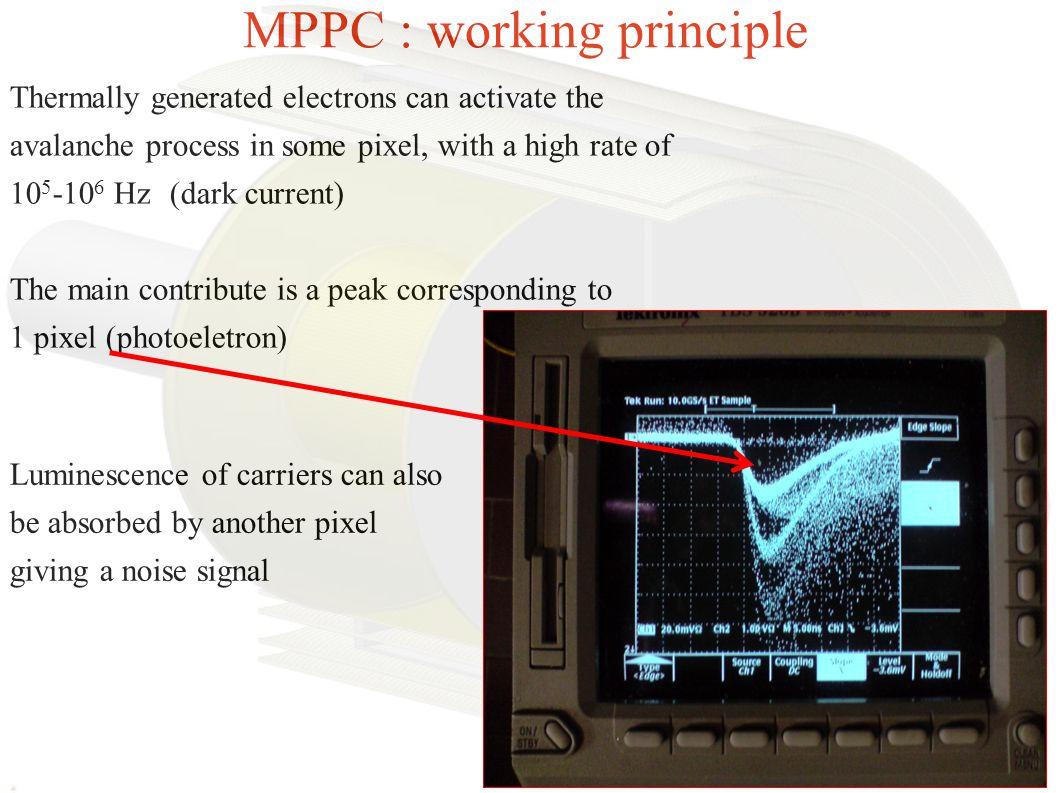 MPPC : working principle