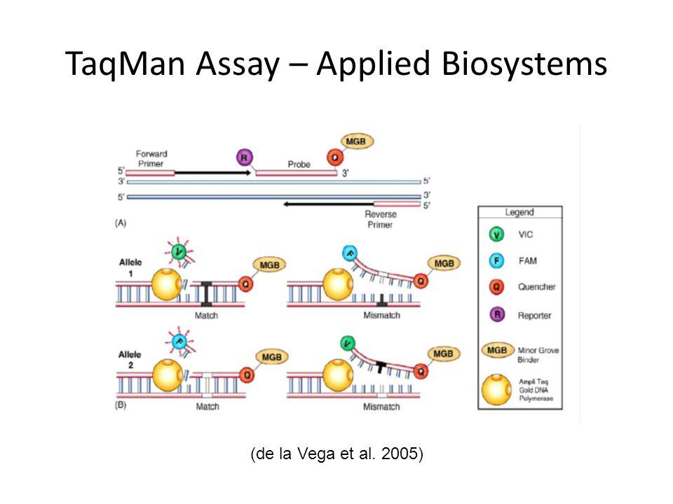 TaqMan Assay – Applied Biosystems