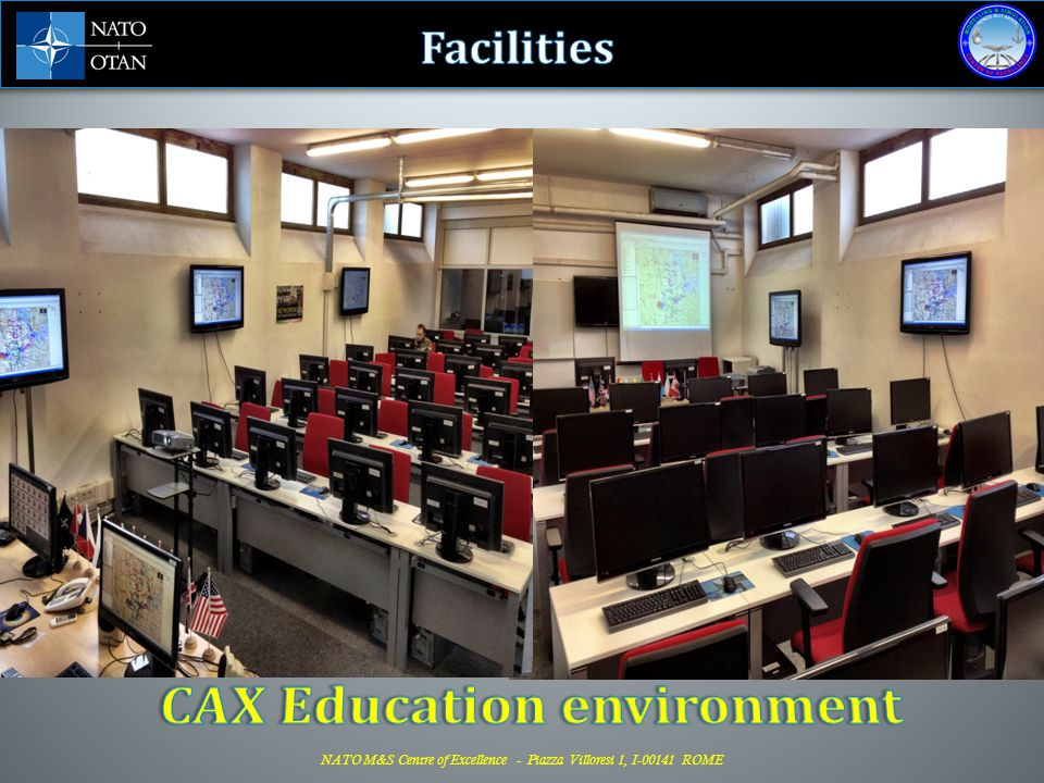 CAX Education environment