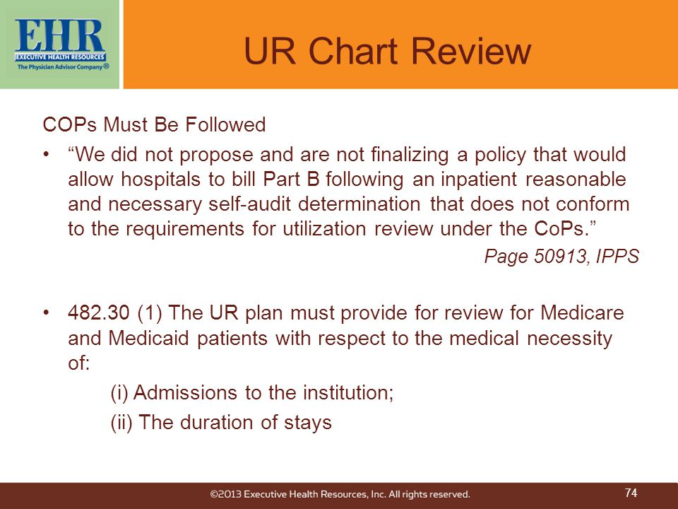 Medical Chart Review Policy: What to Do When an Auditor Knocks 6 CMS Rulings Update - ppt download,Chart