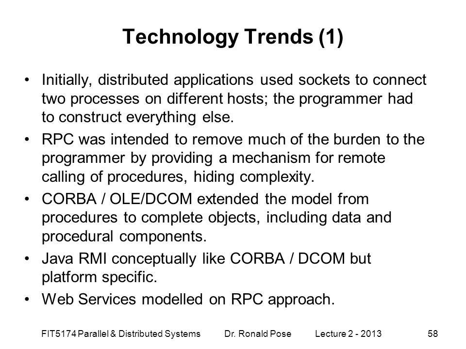 Technology Trends (1)