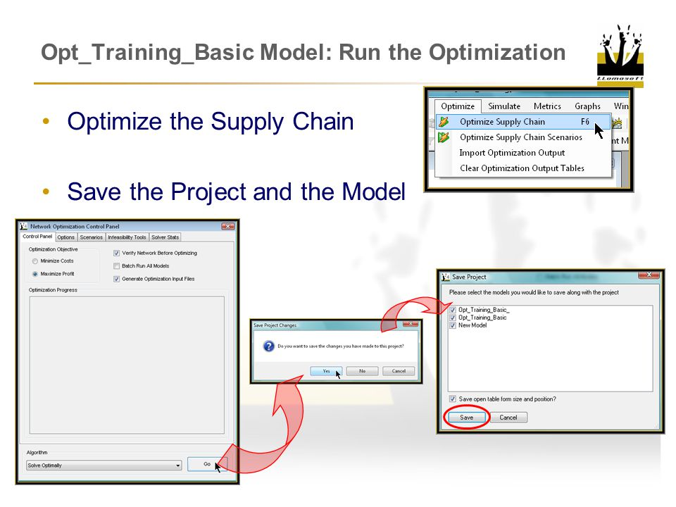 Opt_Training_Basic Model: Run the Optimization