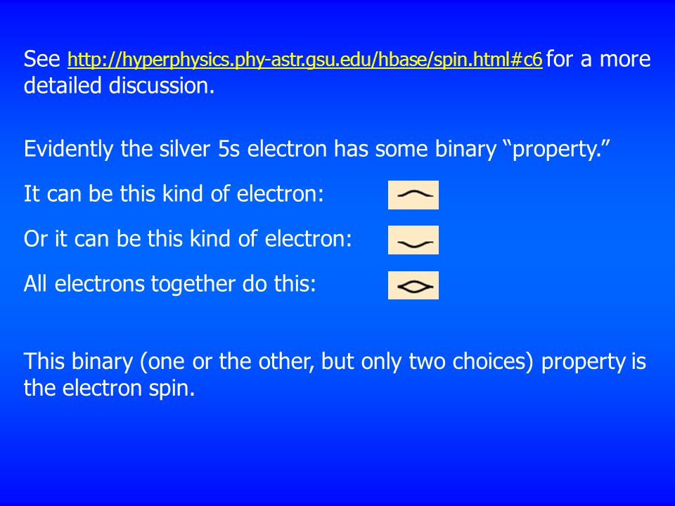 See http://hyperphysics. phy-astr. gsu. edu/hbase/spin