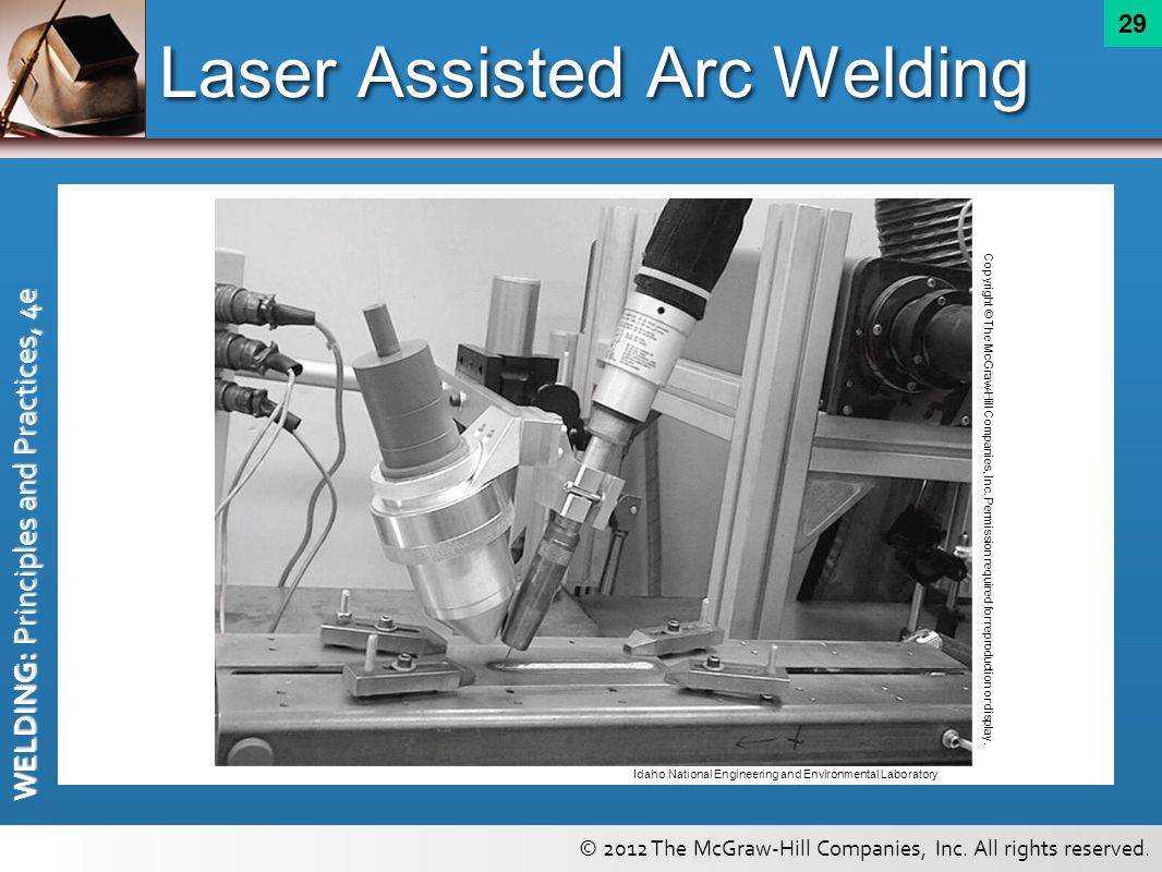 Laser Assisted Arc Welding