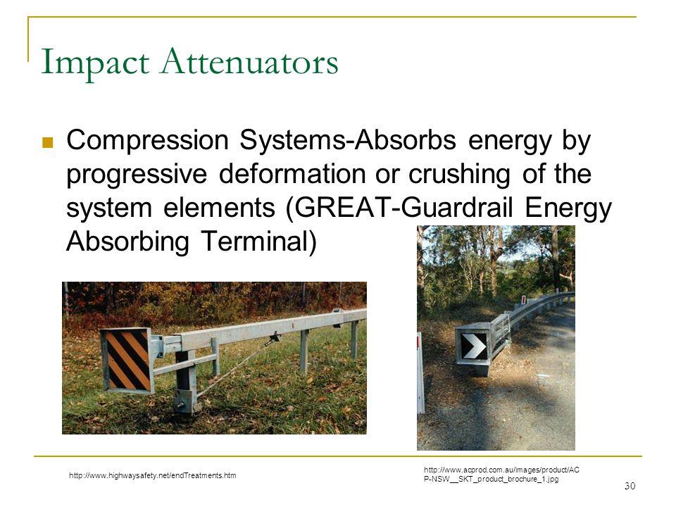 Impact Attenuators