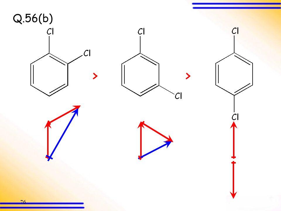 Q.56(b) >