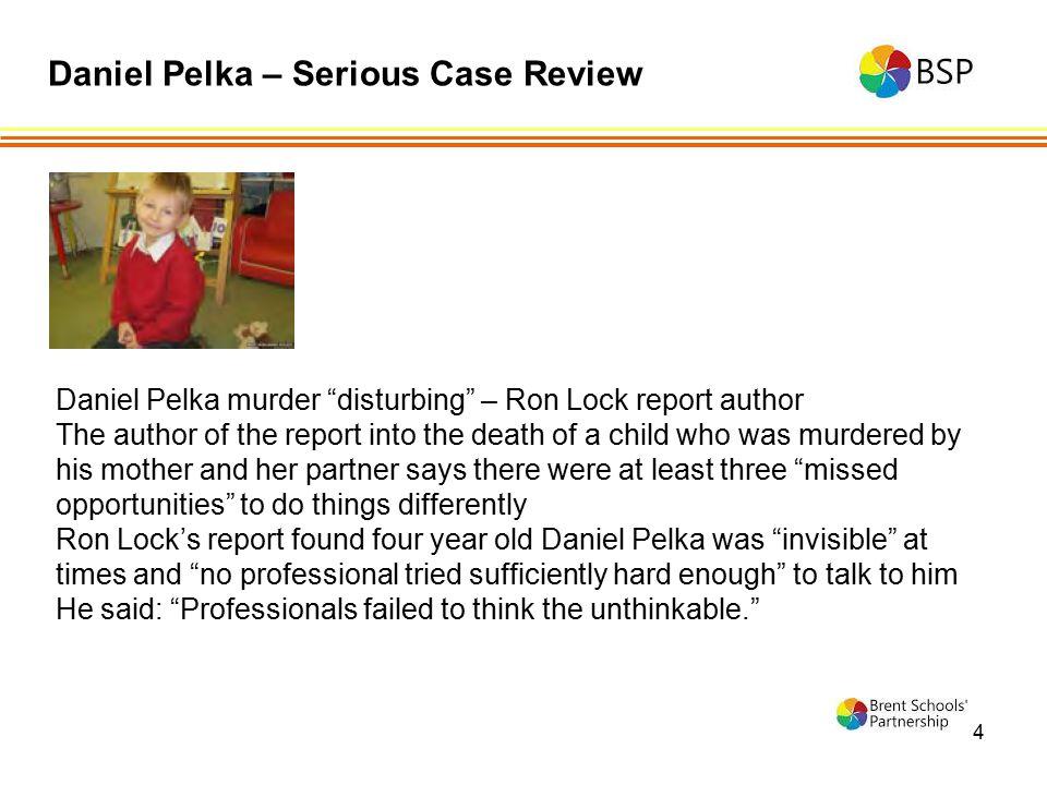 Daniel Pelka – Serious Case Review