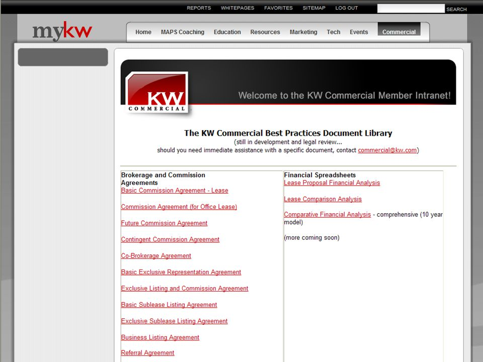 Keller Williams Commercial  Ppt Download