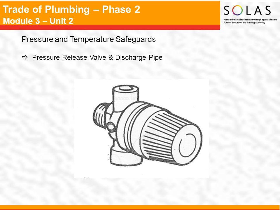 Pressure and Temperature Safeguards