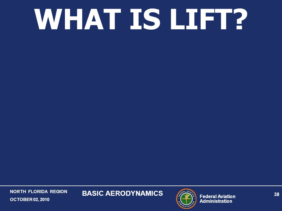 WHAT IS LIFT