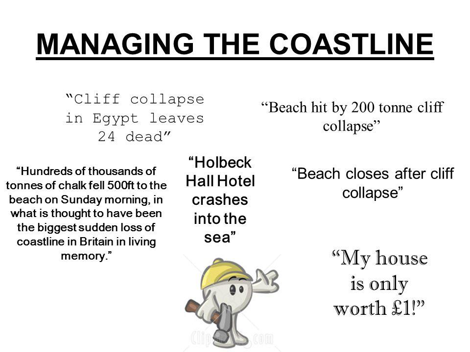 MANAGING THE COASTLINE