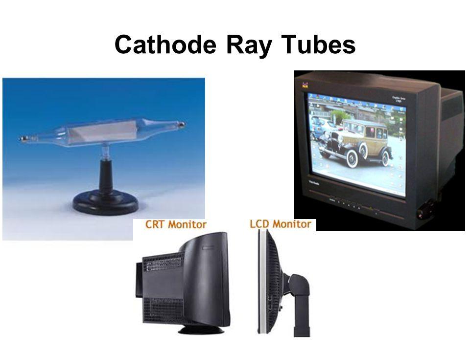 Cathode Ray Tubes