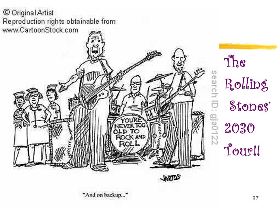The Rolling Stones' 2030 Tour!!