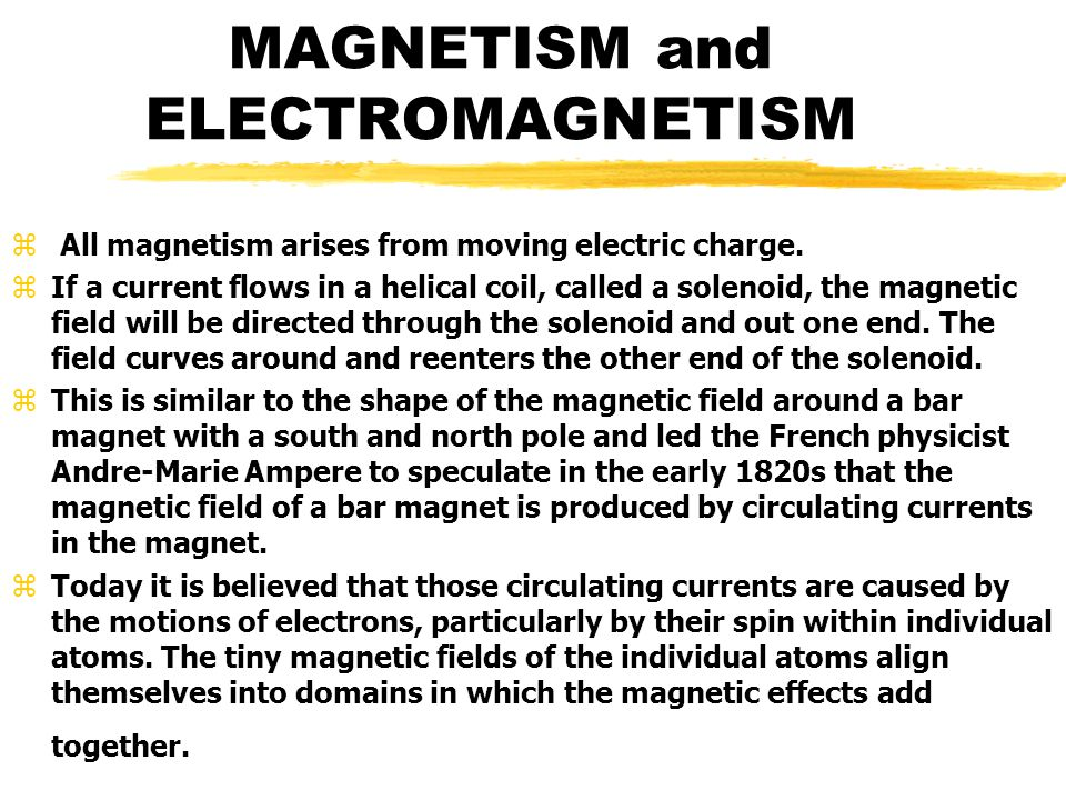 moving charges and magnetism pdf