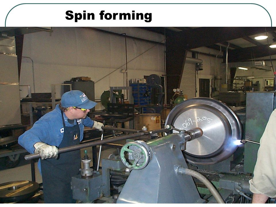 Spin forming Chapter 11 IT 208 39