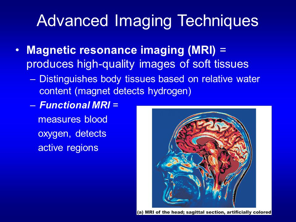 Advanced Imaging Techniques