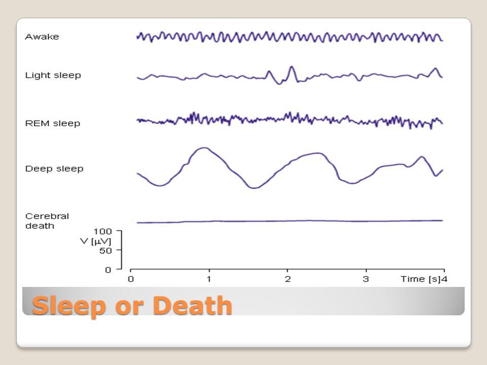 Sleep or Death
