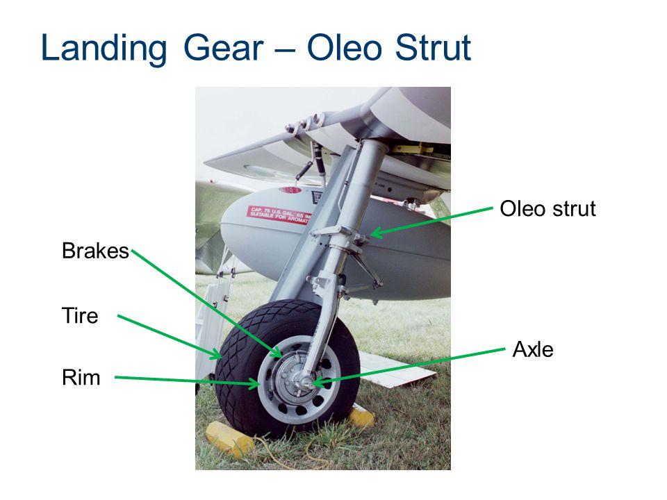 Landing Gear – Oleo Strut