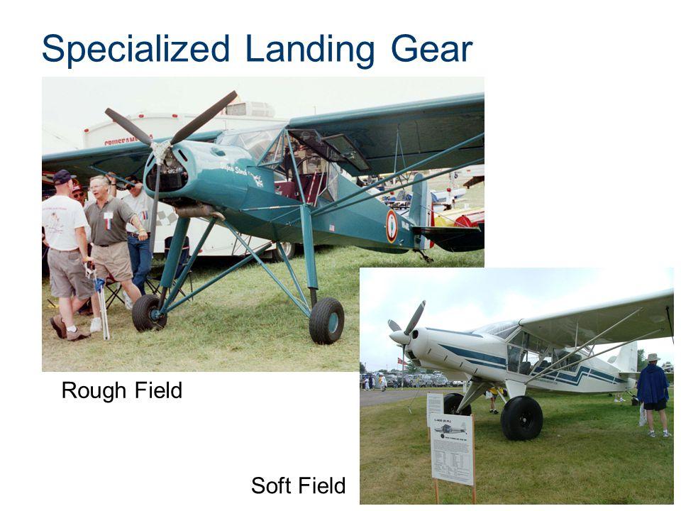 Specialized Landing Gear