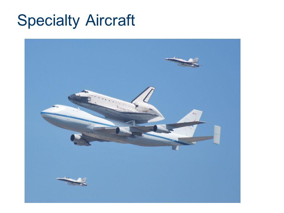 Specialty Aircraft Presentation Name Course Name