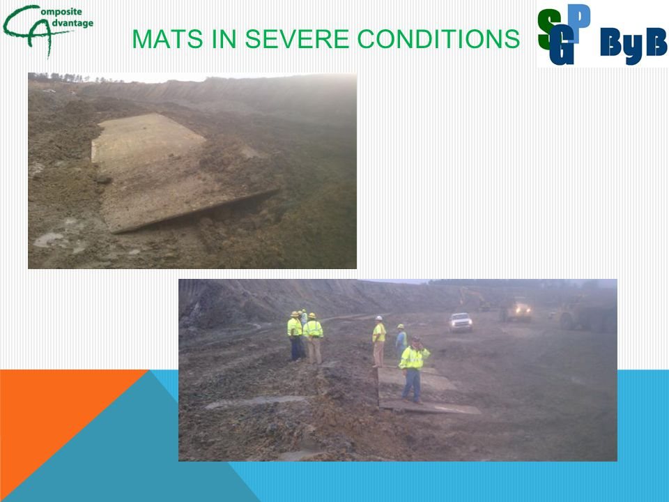 Mats in Severe Conditions