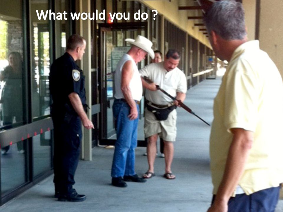 What would you do VOLUME 7 NO. 1 TacOps NEWSLETTER Quarterly Publication JANUARY 2012