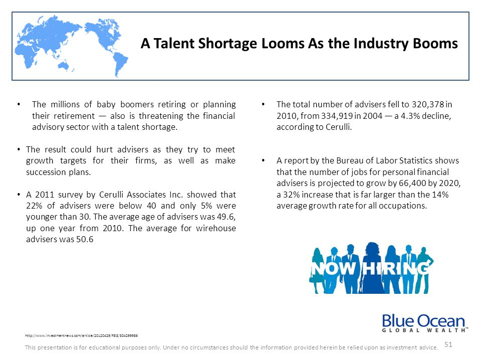 A Talent Shortage Looms As the Industry Booms