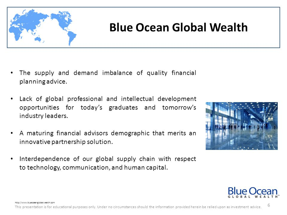 Blue Ocean Global Wealth