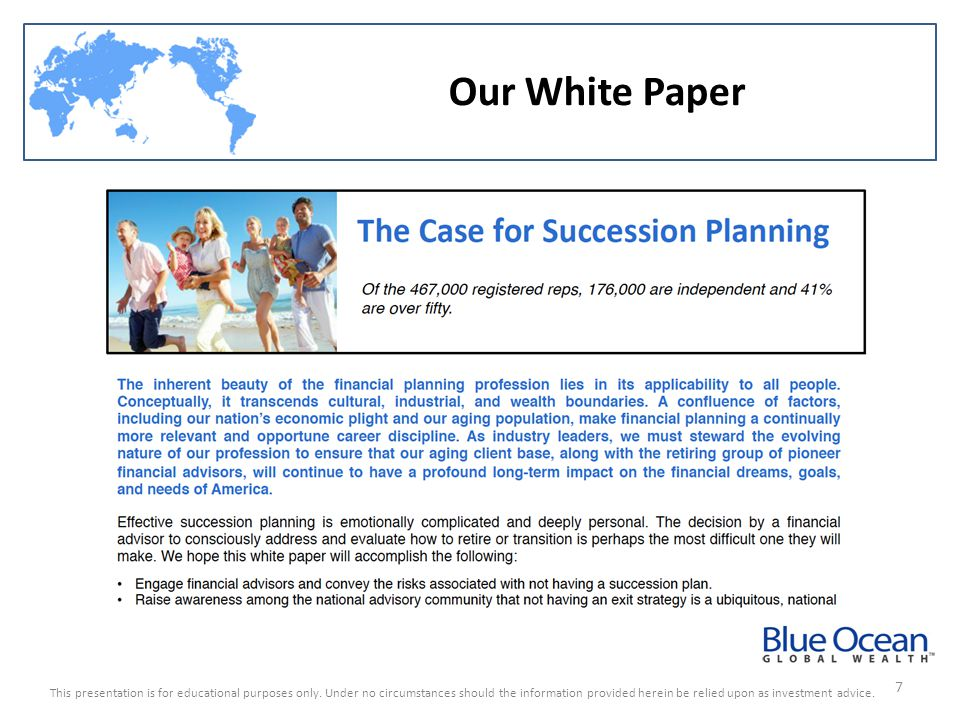 Our White Paper