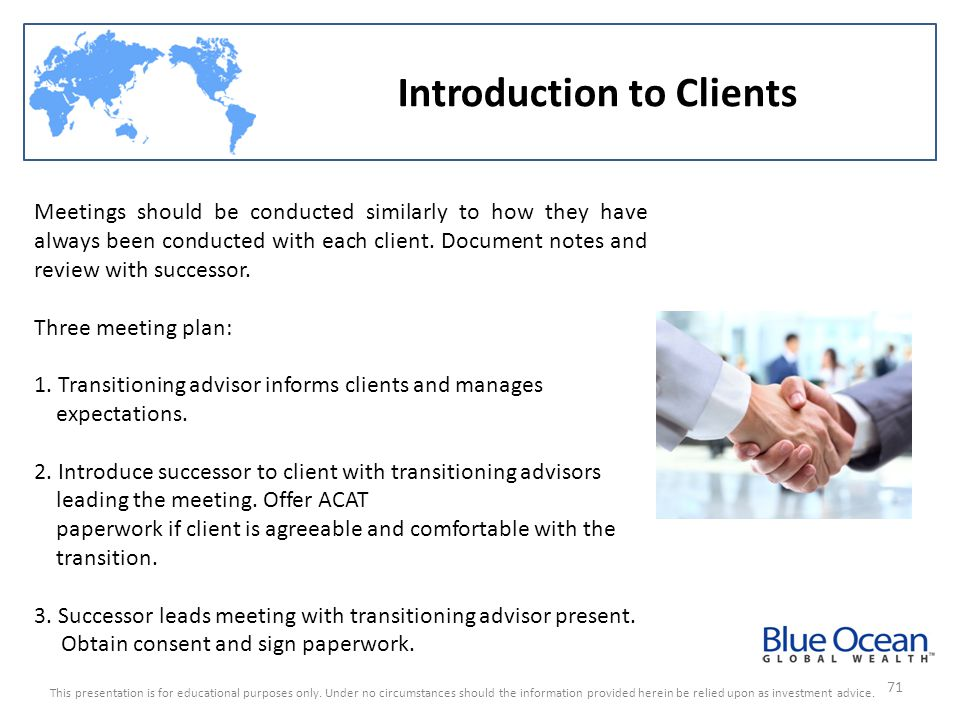 Introduction to Clients