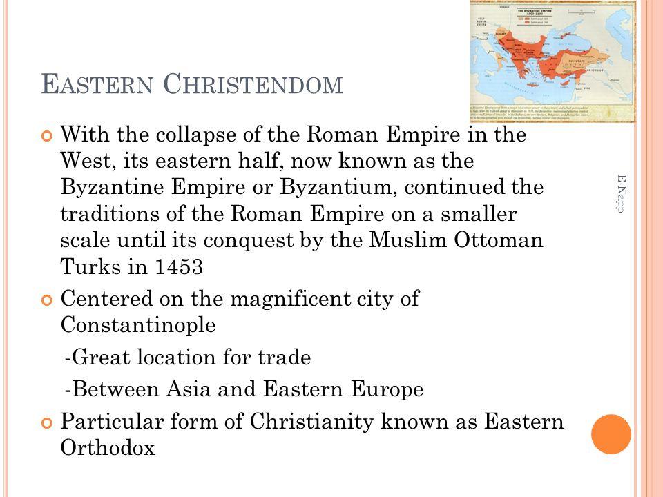 Eastern Christendom
