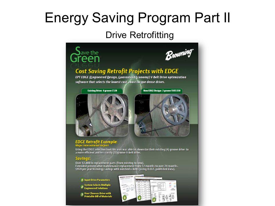 Energy Saving Program Part II