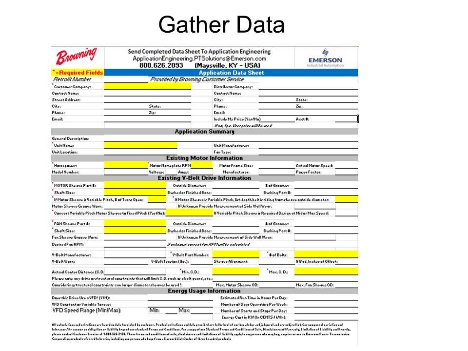 Gather Data