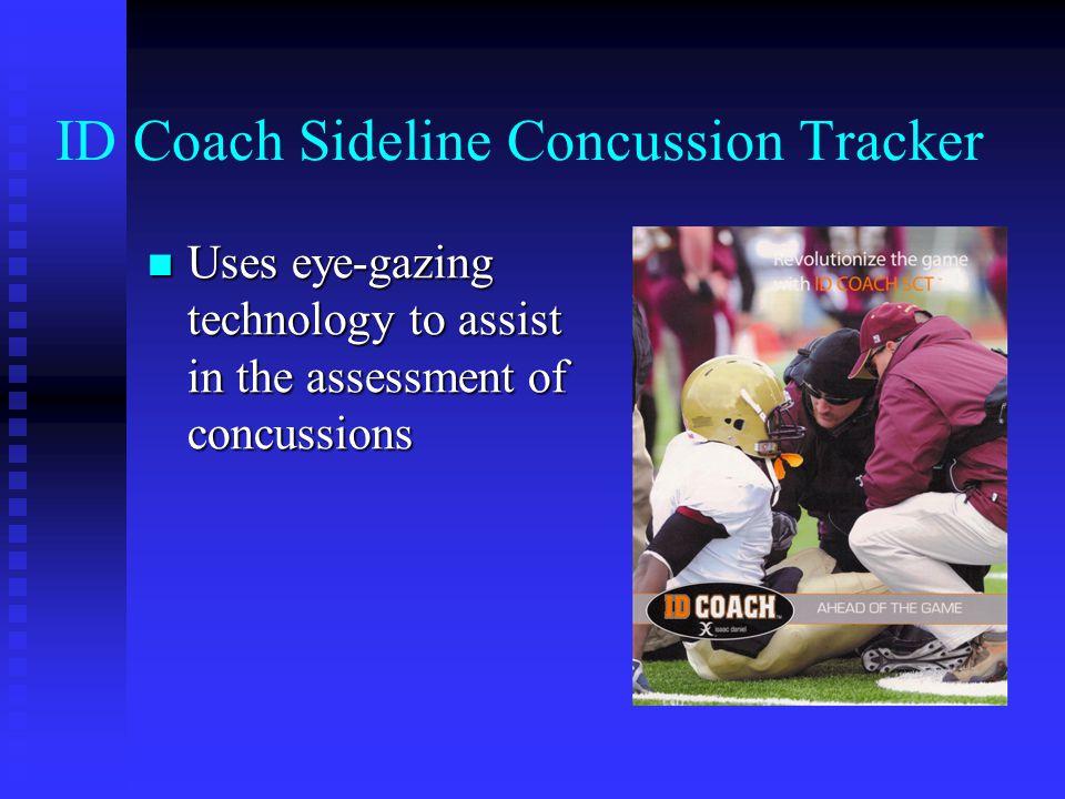 ID Coach Sideline Concussion Tracker
