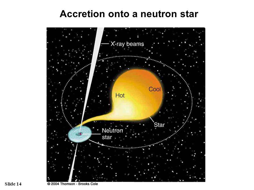 Accretion onto a neutron star