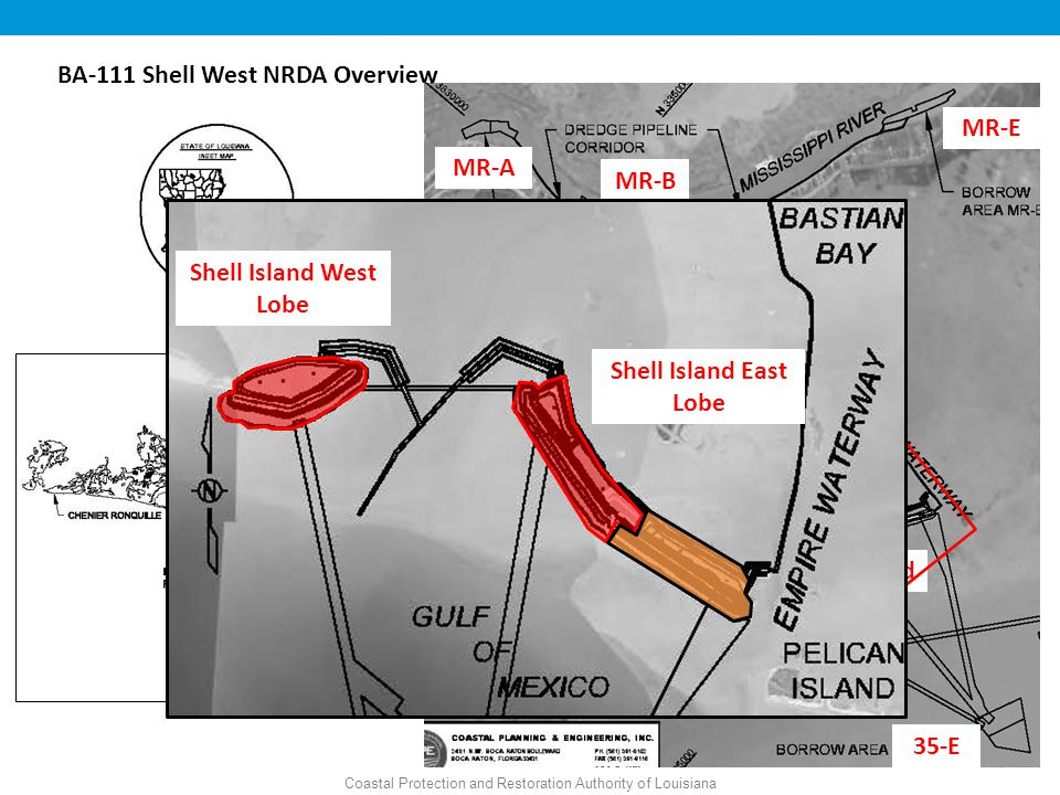 BA-111 Shell West NRDA Overview