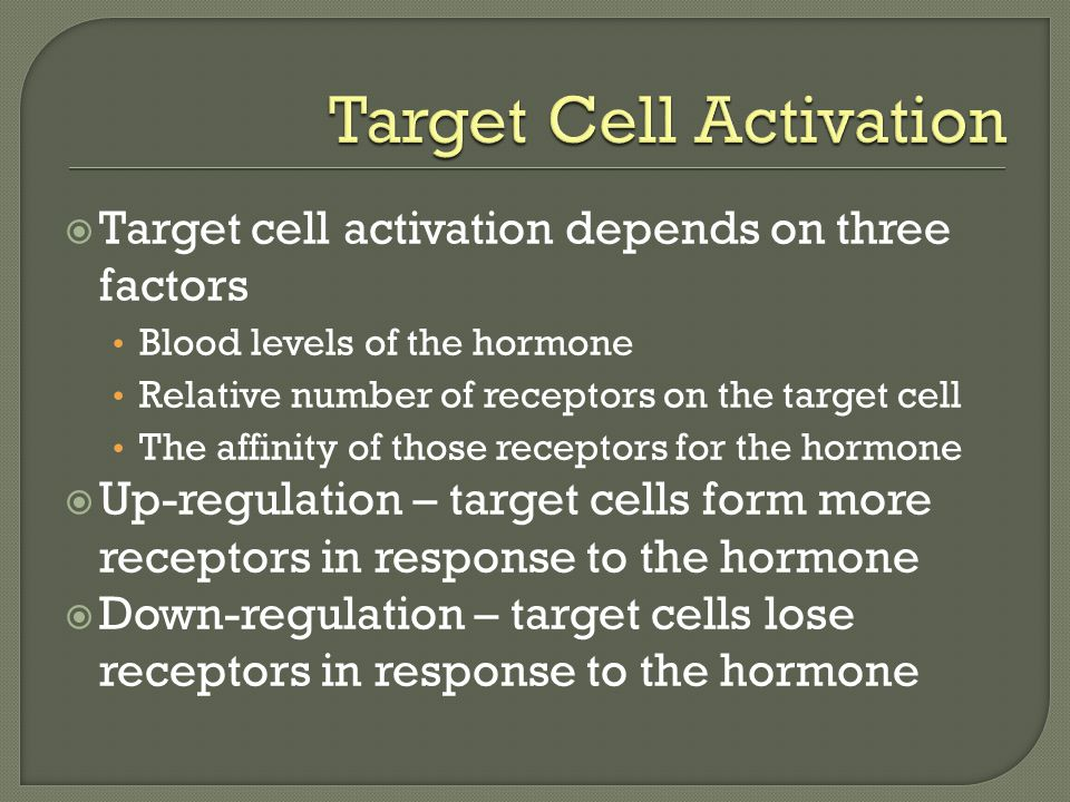 Target Cell Activation