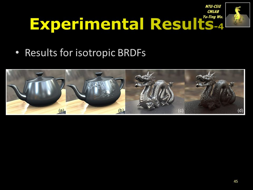 Experimental Results-4