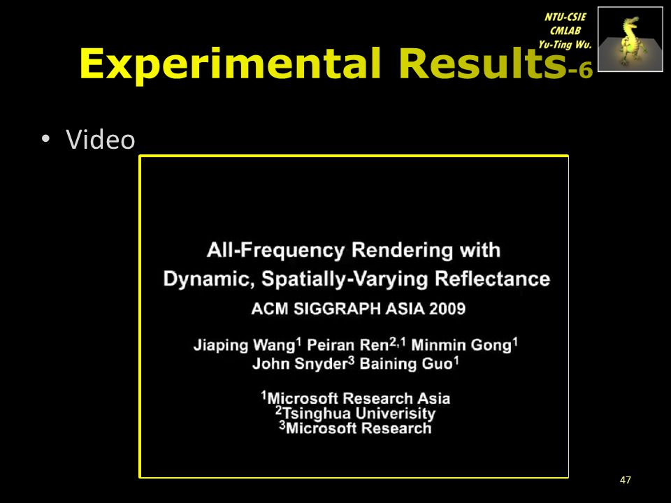 Experimental Results-6