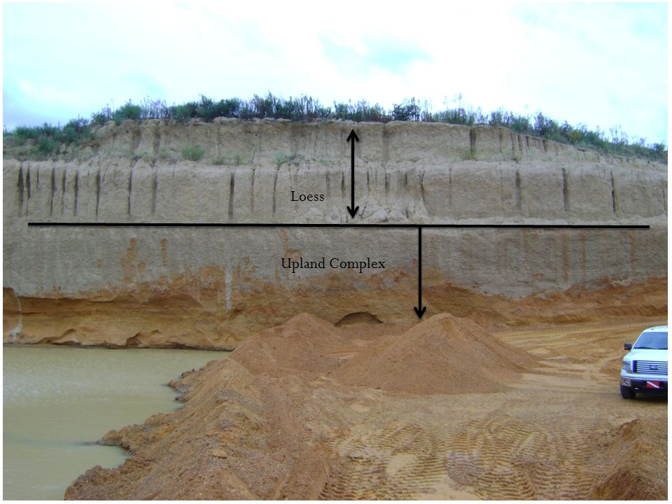 Loess Upland Complex