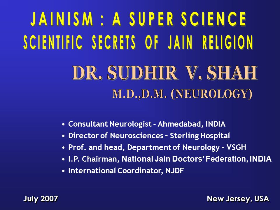 JAINISM : A SUPER SCIENCE SCIENTIFIC SECRETS OF JAIN RELIGION